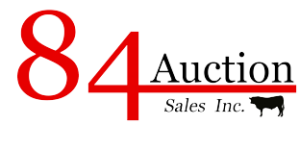 84 Auction Sales, Inc